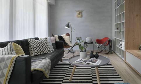 小空间大利用的北欧风情家装 北欧风情家装效果图赏析