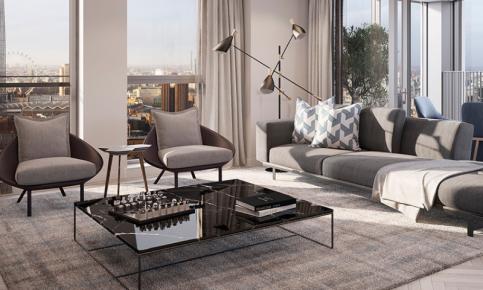 现代简约舒适生活家装设计案例 现代简约家装效果图赏析