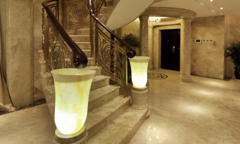 欧式别墅装修设计案例 欧式别墅效果图欣赏