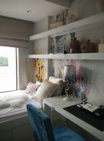 佛山星星凯旋国际 三居室现代风格装修效果图