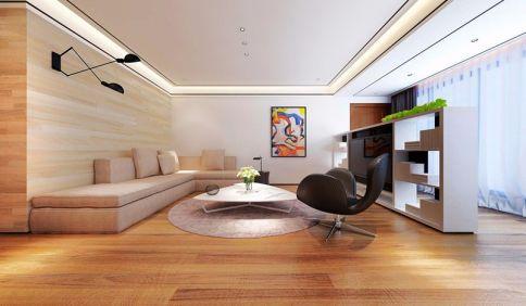 厦门欣荣花园 现代简约70平米装修设计效果图