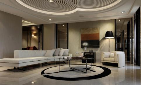 新古典风格别墅装修设计案例 新古典风格别墅效果图欣赏