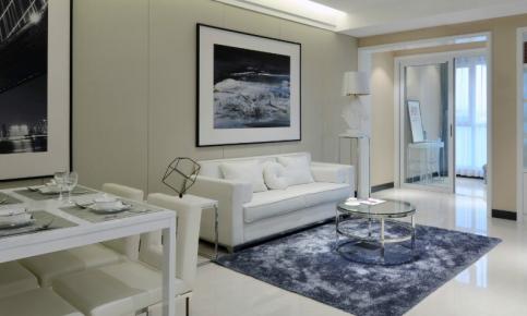 白色调简约风格装修设计案例 白色调简约风格效果图欣赏