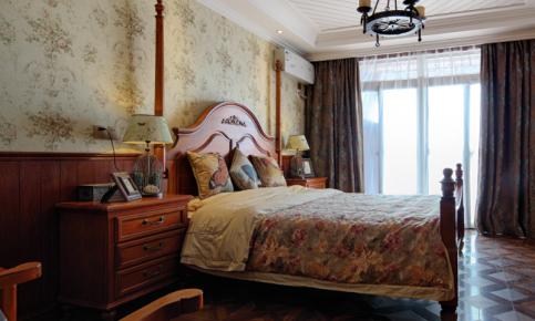 美式家装风格装修设计案例 美式家装风格效果图欣赏