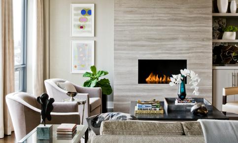 现代美式风格装修设计案例 现代美式风格效果图欣赏
