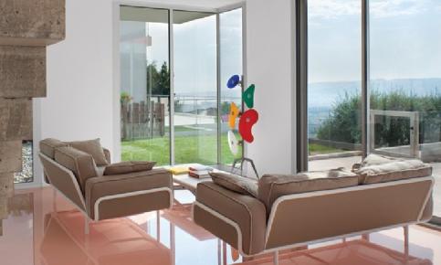 海边多彩小别墅装修设计案例 海边多彩小别墅效果图欣赏