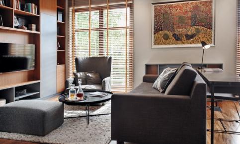 北欧风格公寓装修设计案例 北欧风格公寓效果图欣赏