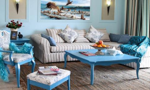 地中海风格家装 地中海风格效果图赏析