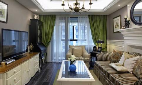 现代美式家居之美 美式家居效果图欣赏