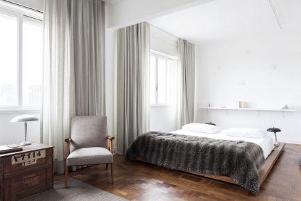 无锡三居室北欧风装修效果图-龙湖紫云台