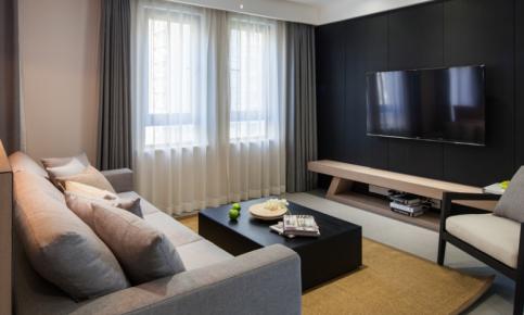 100平北欧三居装修设计案例 100平北欧三居效果图欣赏