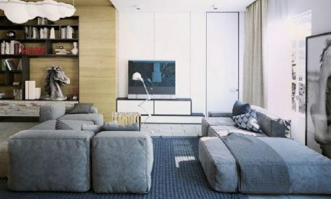 北欧家装设计案例 北欧家装效果图欣赏
