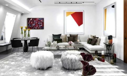 时尚新古典风格家装设计案例 时尚新古典风格效果图赏析