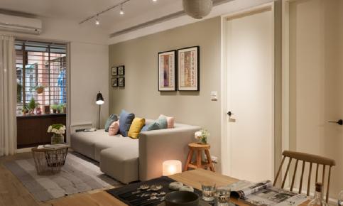 北欧小户型家装设计案例 北欧小户型家装效果图欣赏