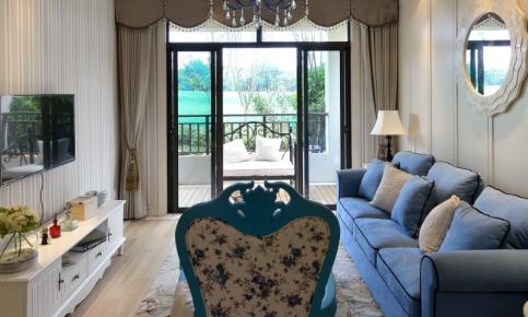 地中海风格装修设计案例 地中海风格效果图欣赏