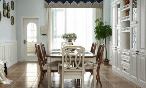 地中海风格家居装修设计案例 地中海风格效果图欣赏