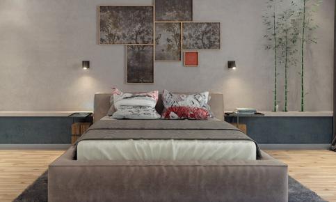 北欧原木家居装修设计案例 北欧原木家装效果图欣赏