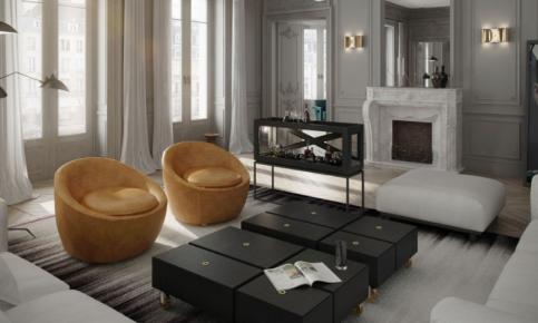 现代欧式大宅装修设计案例 现代欧式大宅效果图欣赏