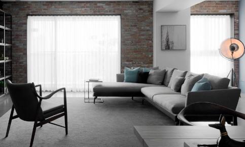 北欧性冷淡风格家装设计案例 北欧性冷淡风格效果图欣赏