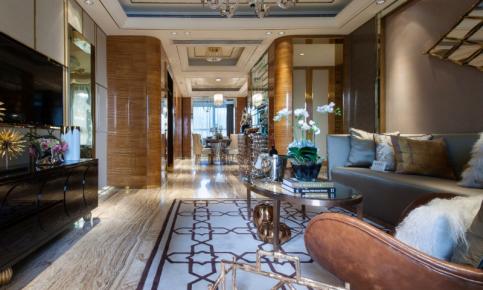 现代简约风格家装也能打造豪华的效果 现代风格效果图欣赏