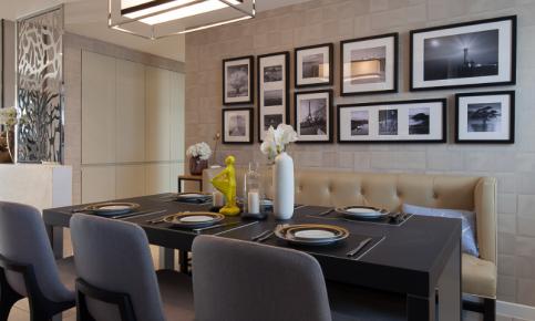 北欧风格三居装修设计案例 北欧风格三居效果图欣赏