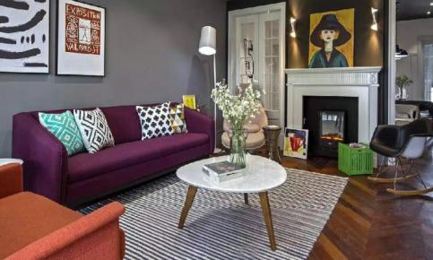 现代简约三居装修设计案例 现代简约三居装修效果图欣赏