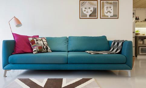 清新小户型家装设计案例 清新小户型家装效果图欣赏