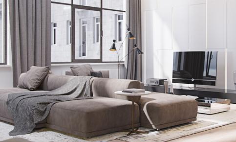 现代北欧风格家装设计案例 现代北欧风格效果图赏析