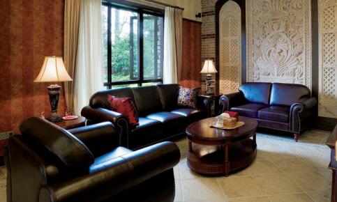 美式风格别墅装修设计案例 美式风格别墅效果图赏析