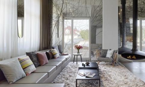 现代简约风格别墅装修设计案例 现代简约风格别墅效果图欣赏