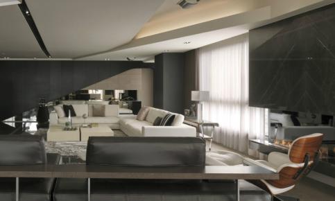 新古典大宅装修设计案例 新古典大宅效果图欣赏