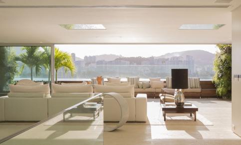 现代风格大宅装修设计案例 现代风格大宅效果图欣赏