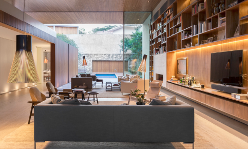 现代日式风格家装设计案例 现代日式风格效果图欣赏