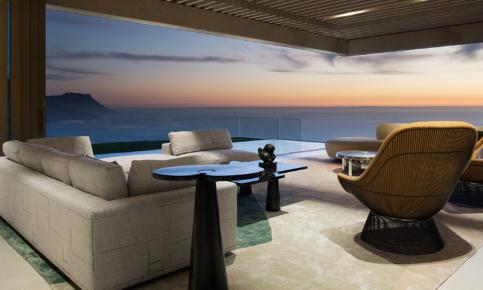 现代海边别墅家装设计案例 现代海边别墅家装效果图欣赏