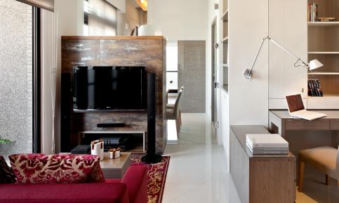 小户型家装设计案例 小户型家装效果图欣赏