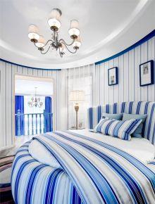 南昌湖韵天城 美式风格三房装修设计