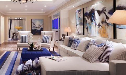 地中海风格家装设计案例 地中海风格效果图欣赏