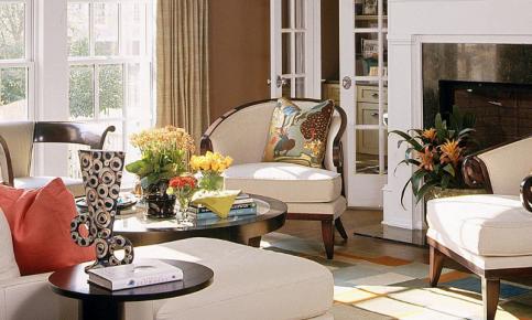 现代美式风格家装设计案例 现代美式风格效果图欣赏