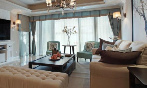 现代风格家装设计案例 现代风格效果图欣赏