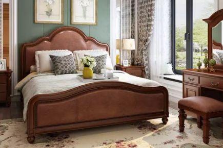 嘉兴普罗旺斯美式风格四居室装修效果图