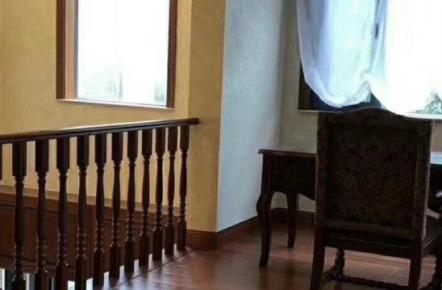 高尔夫官邸复古工业风三居室装修效果图