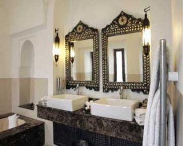 東方奢華,摩洛哥風格衛浴間