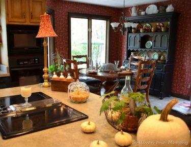37个秋天风格厨房装饰灵感