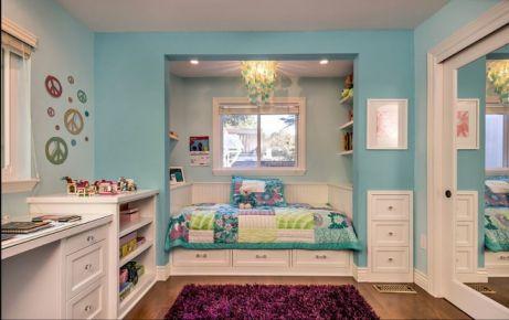 巧装温馨儿童房 温馨儿童房装修效果图欣赏