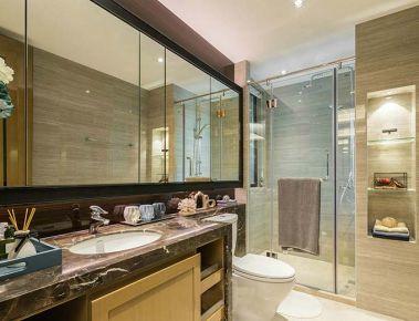 2018年衛浴間裝修設計圖片 衛浴間裝修效果圖