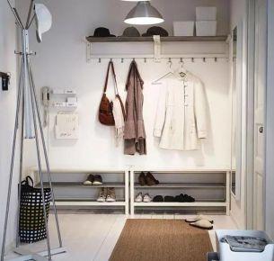 小户型玄关装修设计 小户型玄关装修效果图