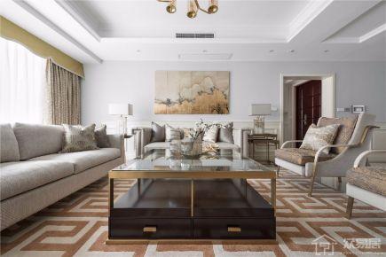 简约风格两房装修设计 两居室简约风格装修效果图