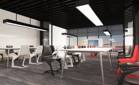 办公楼办公室现代风格装修设计效果图欣赏