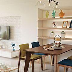 杭州湾简约风格三房装修 三居室装修效果图欣赏