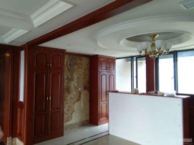 新大陆简约风格三房装修  现代风格三房装修效果图